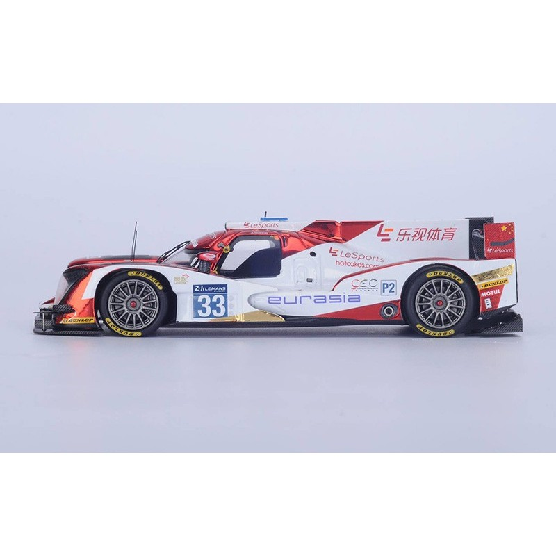 oreca 05 nissan 33 24 heures du mans 2016 spark s5116 miniatures minichamps. Black Bedroom Furniture Sets. Home Design Ideas