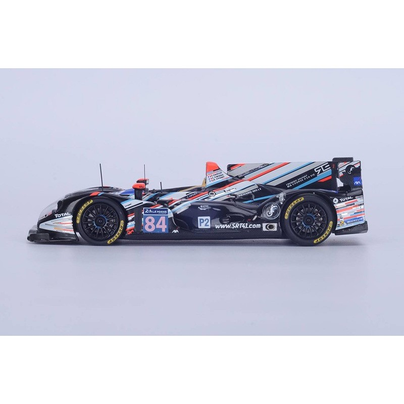 morgan lmp2 nissan 84 24 heures du mans 2016 spark s5146 miniatures minichamps. Black Bedroom Furniture Sets. Home Design Ideas