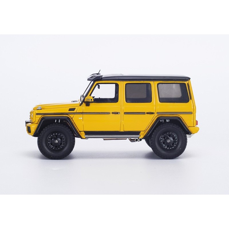 Mercedes benz g 500 4x4 jaune de 2016 spark s4692 for Mercedes benz family discount