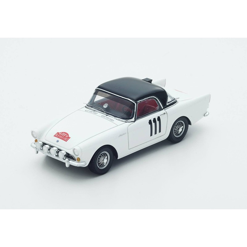 sunbeam alpine 111 rallye de monte carlo 1960 backlund falk spark s4058 miniatures minichamps. Black Bedroom Furniture Sets. Home Design Ideas