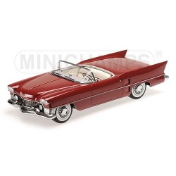 Cadillac Le Mans Dream Car 1953 Rouge Minichamps 107148231