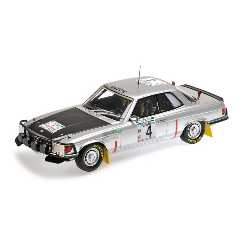 Mercedes benz 450 slc 5 0 4 rallye bandama 1979 waldegard for Rally mercedes benz
