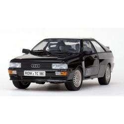 Audi Quattro 1981 Noire Sunstar SS4151