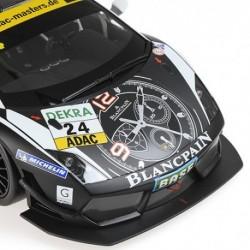Lamborghini Gallardo LP 600 24 ADAC GT Masters 2011 Minichamps 151111124