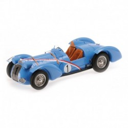Delahaye Type 145 V12 24 Heures du Mans 1938 Minichamps 107381161
