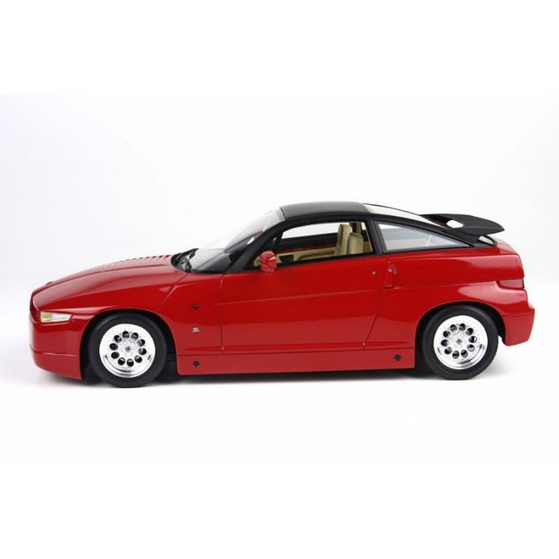Alfa Romeo SZ 1989 Rouge Top Marques TOP01A
