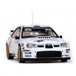 Subaru Impreza WRC07 22 Tour de Corse 2008 2008 Jones Jenkins Sunstar SS4486
