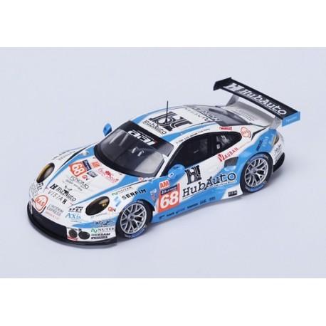 Porsche 911 RSR 68 24 Heures du Mans 2015 Spark S4671