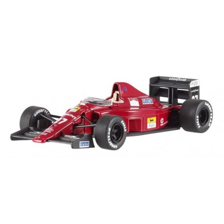 Ferrari 640 Hongrie 1989 Nigel Mansell Hotwheels MX5517