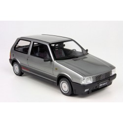 Fiat Uno Turbo 1985 Silver Top Marques TOP02B
