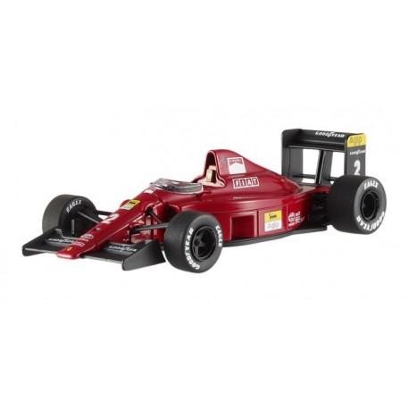 Ferrari 641 F1 Brésil 1990 Nigel Mansell Hotwheels MX5518