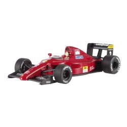 Ferrari 641/2 F1 Portugal 1990 Nigel Mansell Hotwheels MX5519