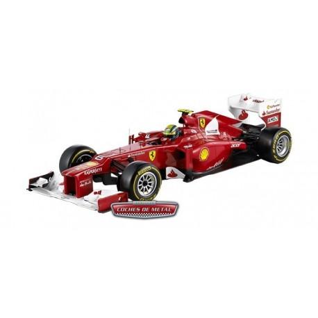 Ferrari F2012 F1 2012 Felipe Massa Hotwheels X5521