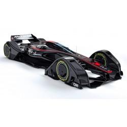 Mclaren Concept Car MP4-X 2015 Spark 18S215