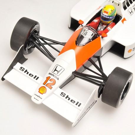 McLaren Honda MP4/4 1988 Ayrton Senna Minichamps 540881812