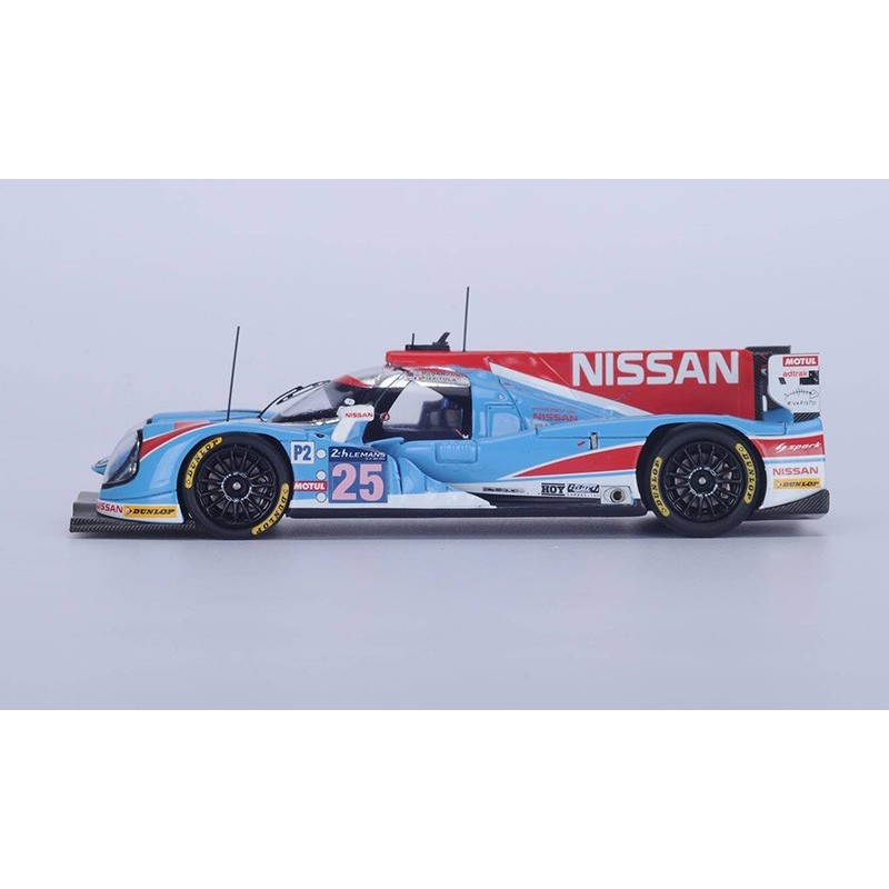 ligier js p2 nissan 25 24 heures du mans 2016 spark s5110 miniatures minichamps. Black Bedroom Furniture Sets. Home Design Ideas