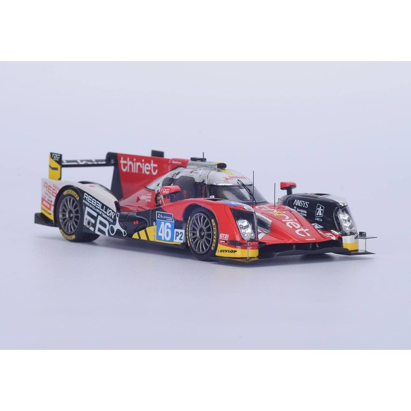 oreca 05 nissan 46 24 heures du mans 2016 spark s5127 miniatures minichamps. Black Bedroom Furniture Sets. Home Design Ideas