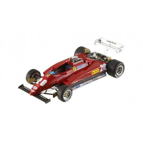 Ferrari 126 C2 Italie 1982 Mario Andretti Hotwheels MT6939