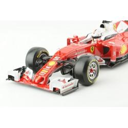 Ferrari SF16-H F1 2016 Sebastian Vettel Bburago 16802SV