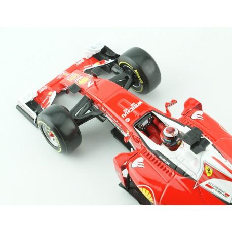 Ferrari SF16-H F1 2016 Kimi Raikkonen Bburago 16802KR