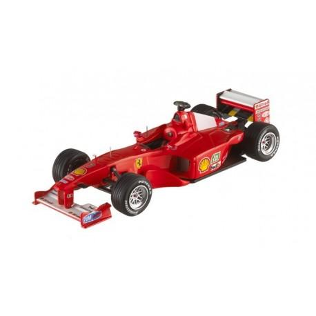 Ferrari F1 2000 Japon 2000 Michael Schumacher Hotwheels MV8379