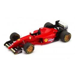 Ferrari 412 T2 F1 Test 1995 Michael Schumacher Fujimi 11FJ011