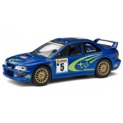 Subaru Impreza S5 WRC 5 Monte Carlo 1999 Burns Reid Corgi VA12303
