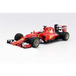 Ferrari SF15-T F1 2015 Sebastian Vettel BBurago 16801V