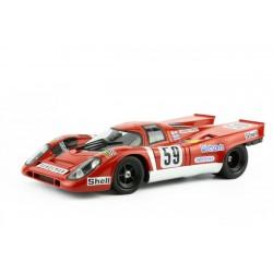 Porsche 917 K 59 GP de Magny Cours 1970 Norev 187580J