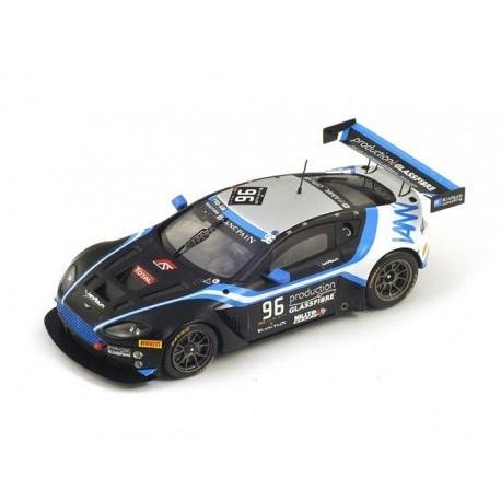 Aston Martin Vantage GT3 96 24 Heures de Spa-Francorchamps 2014 Spark SB090