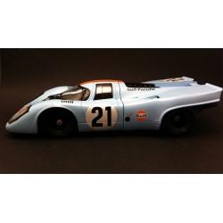 Porsche 917 K 21 24 Heures du Mans 1970 Norev 187580M