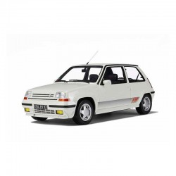 Renault 5 GT Turbo Phase 2 Blanche 1989 Norev 510521