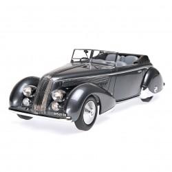 Lancia Astura Tipo 233 Corto 1936 Grise Minichamps 107125334