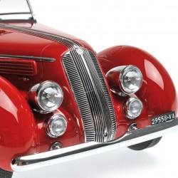 Lancia Astura Tipo 233 Corto 1936 Rouge Minichamps 107125335