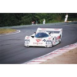 Porsche 962C 10 1000 km de Mosport 1985 Minichamps 155856510