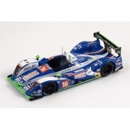 Pescarolo Judd 16 24 Heures du Mans 2011 Spark 18S061