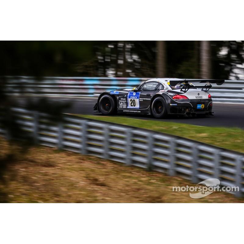 2015 Bmw Z4: BMW Z4 GT3 20 VLN Nurburgring 2015 Minichamps 437152590