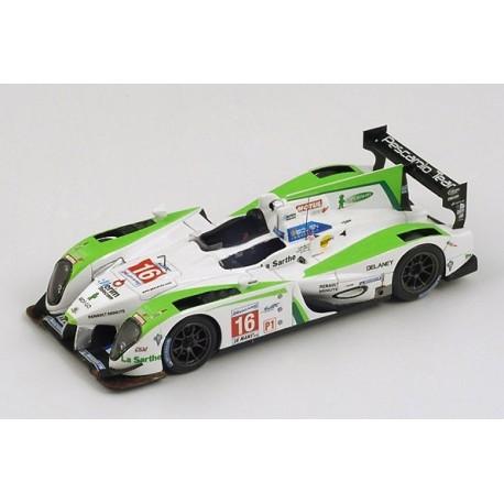 Pescarolo 03 Judd 16 24 Heures du Mans 2012 Spark 18S072
