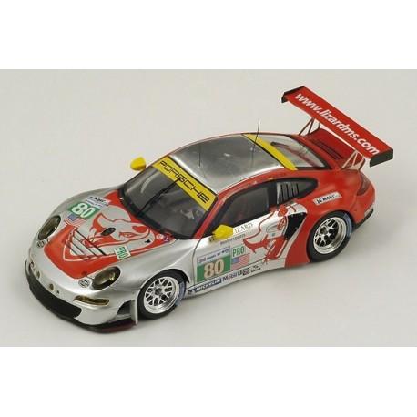 Porsche 997 GT3 RSR 80 24 Heures du Mans 2012 Spark 18S074
