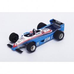 Ligier JS19 F1 Las Vegas 1982 Eddie Cheever Spark S4265
