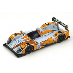 Morgan Judd 24 24 Heures du Mans 2012 Spark 18S077