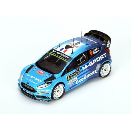 Ford Fiesta RS WRC 6 Rallye Monte Carlo 2016 Camilli Klinger Spark S4967