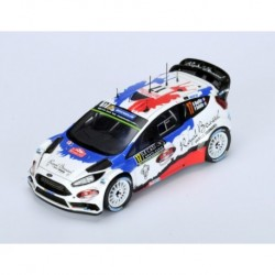 Ford Fiesta RS WRC 17 Rallye Monte Carlo 2016 Bouffier Bellotto Spark S4970
