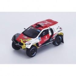 Peugeot 2008 DKR 328 Rallye Dakar 2016 Dumas Borsotto Spark S4879