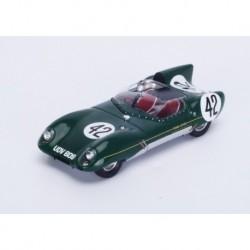 Lotus XI 42 24 Heures du Mans 1957 Spark S4400