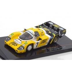 Porsche 956 7 24 Heures du Mans 1984 IXO LM1984