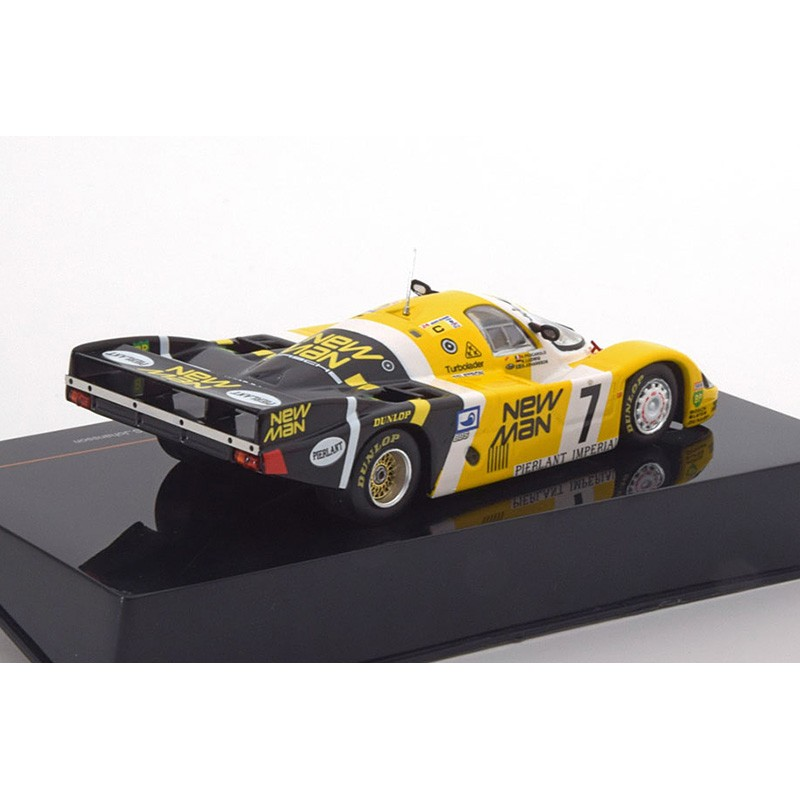 porsche 956 7 24 heures du mans 1984 ixo lm1984 miniatures minichamps. Black Bedroom Furniture Sets. Home Design Ideas