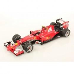 Ferrari SF15-T F1 Bahrain 2015 Kimi Raikkonen Looksmart LS18F102