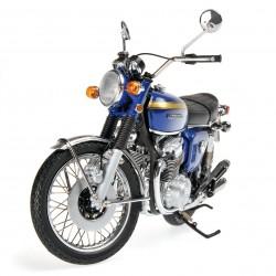 Honda CB 750 1968 Bleue Minichamps 122161004
