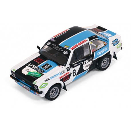 Ford Escort RS MKII 8 Legend Boucles de Spa 2014 Snijers Eggermond IXO RAC247